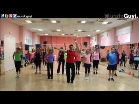 Follow The Leader (sbs) divertida Tumbao Fitness & Dance video