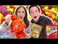 download mp3 dan video MIXING EVERY CANDY INTO ONE GIANT LEGO!!