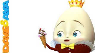 Humpty Dumpty | Nursery Rhymes and Baby Songs from Dave and Ava