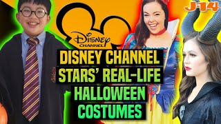Disney Channel Stars' Real-Life Halloween Costumes Through the Years