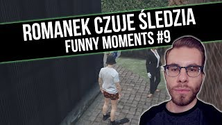 GTA RP   Romanek czuje śledzia   Funny Moments   #9