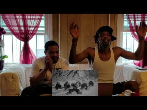 Ka$e And Dada !! T.O.P - DOOM DADA M/V Reaction !!