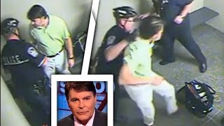 Fox News Anchor Brawls With Police - Or Does He? [VIDEO]