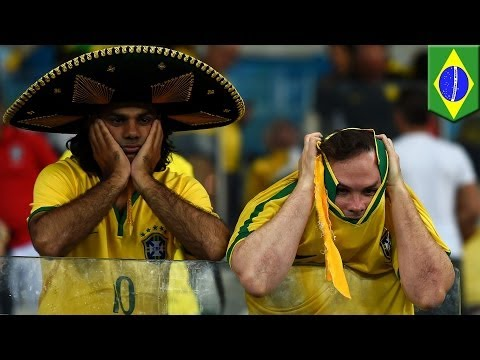 World Cup 2014 Brazil vs Germany: Germans give Brazil worst waxing in history