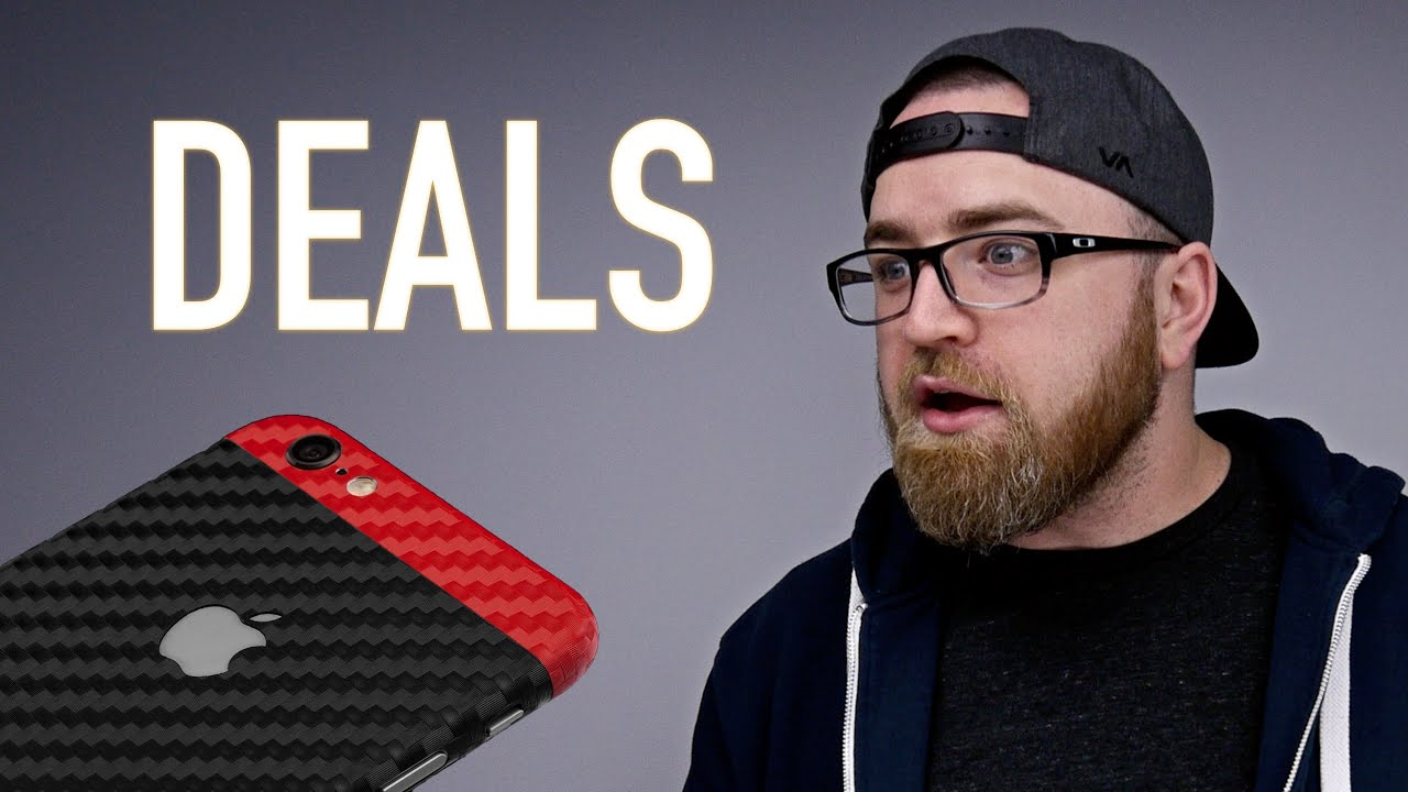 HOLIDAY TECH DEALS