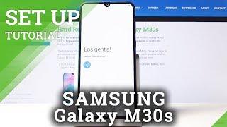 02. SET UP SAMSUNG Galaxy M30s – Activation & Configuration
