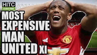 Most Expensive EVER Manchester United XI