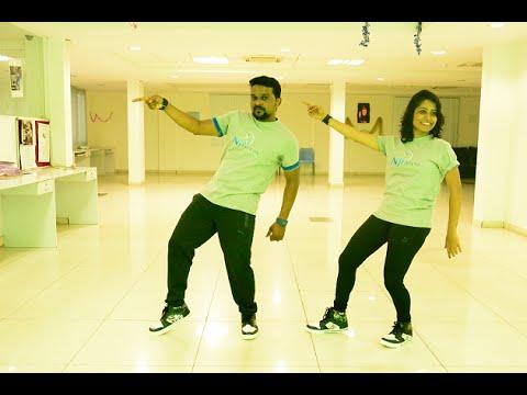 Kala Chasma Baar Baar Dekho Dance Fitness Choreography By Naveen