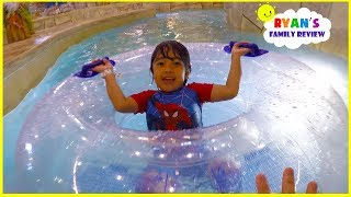 Great Wolf Lodge Indoor Waterpark Playground for Kids!!!!