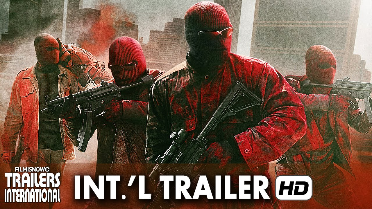 Triple 9 ft. Chiwetel Ejiofor, Kate Winslet - Official International Trailer #1 (2016) HD