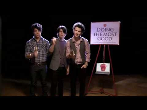Jonas Brothers Adopt A Kettle Salvation Army Sacramento
