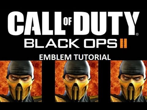 Scorpion Black Ops Black Ops 2 Scorpion Emblem