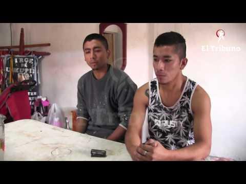Salteños solidarios: Enrique y Gustavo, dos tipos audaces