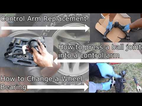How to Replace a Ball Joint (in depth, ultimate guide)