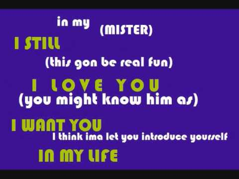 nelly - in my life