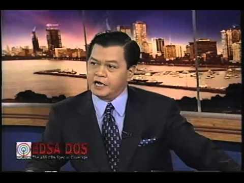 Erap, nanawagan ng snap elections sa huling gabi ng EDSA Dos