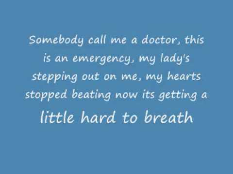 Peter Andre- Call the Doctor lyrics