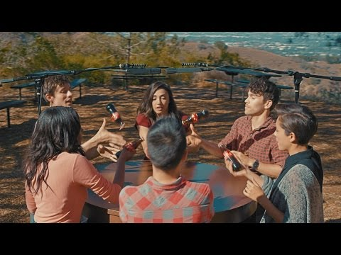 Kurt Hugo Schneider - Pass It On - Coke Bottle Song