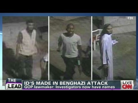 Benghazi suspects identified
