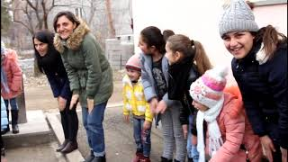 CFFA Christmas Gifts for Children in Vayots Dzor, 26 December 2018