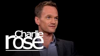 Neil Patrick Harris on the Importance of Being Nice (Nov. 7, 2014) | Charlie Rose