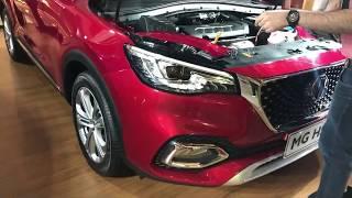 MG HS Walkaround- Market winning SUV? Upcoming car 2019 .