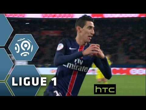 Goal Angel DI MARIA (66') / Paris Saint-Germain - Angers SCO (5-1)/ 2015-16