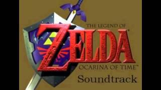 The Legend of Zelda Ocarina of Time Soundtrack