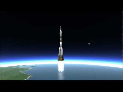 Kerbal Space Program - The Russian Soyuz