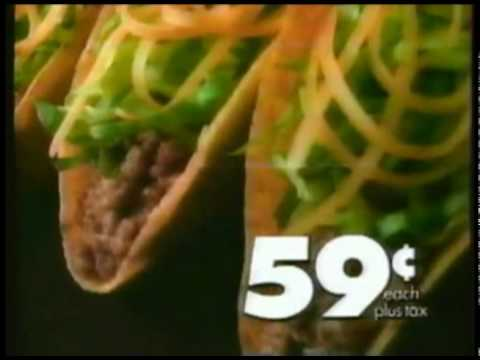 Best Taco Bell Commercial Ever