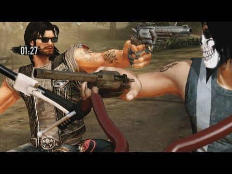GameSpot Reviews - Ride to Hell: Retribution
