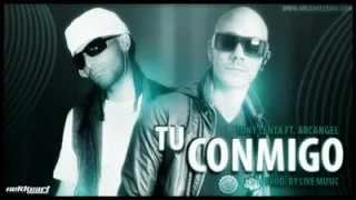 Download lagu TU CONMIGO - Tony Lenta Ft. Arcangel