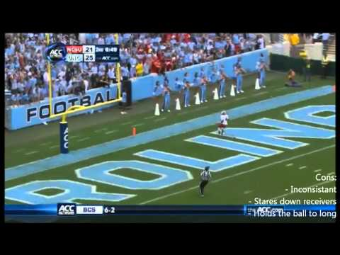 2013 NFL Draft QB Rankings with Highlights [HD]