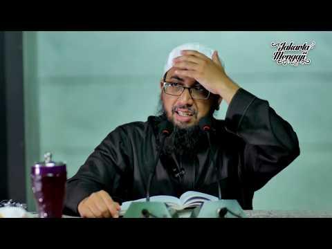 Ketika Sujud Jidat Terhalang Rambut atau Peci - Ustadz Azhar Khalid bin Seff
