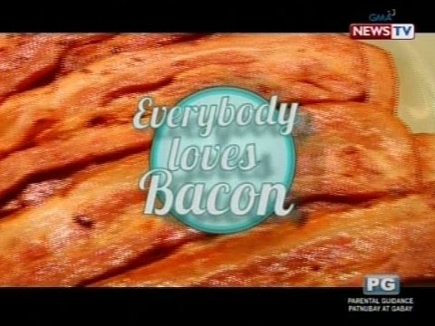 Good News: Everybody Loves Bacon!