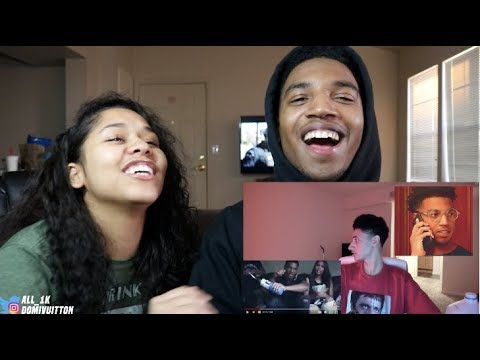 TOP 10 YOUTUBE RAPPERS BY DISS GOD (ZIAS,DDG,RICEGUM,B LOU)- REACTION