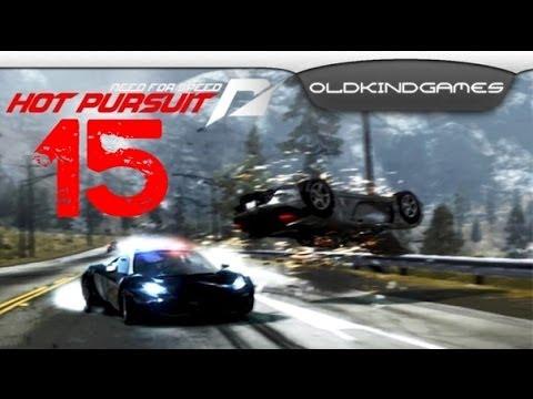 Прохождение Need for Speed: Hot Pursuit #15 ( Принципиальная дуэль )