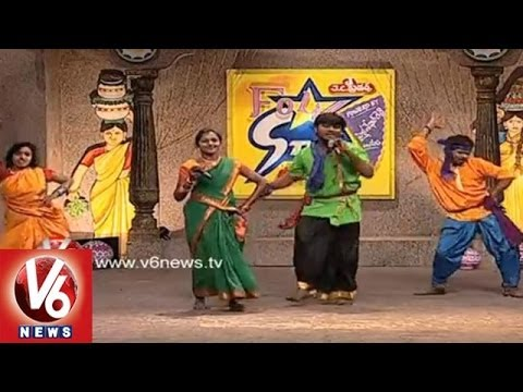 Singers Performing Telangana Folk Songs - Folk Stars Dhoom Thadaka Episode4 video