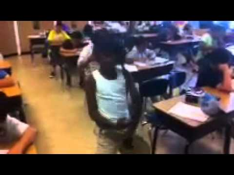 Saint Clement School Class of 2015 Harlem Shake