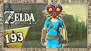 THE LEGEND OF ZELDA BREATH OF THE WILD Part 193: Majoras Mask & das Sandrobbenrennen