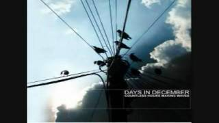 Watch Days In December Glass Vice video