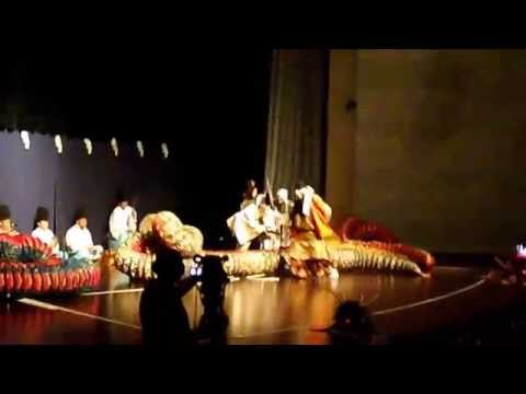 12th Konya International Mystic Music Festival Japan Iwami Kagura Gotsu-dan 8