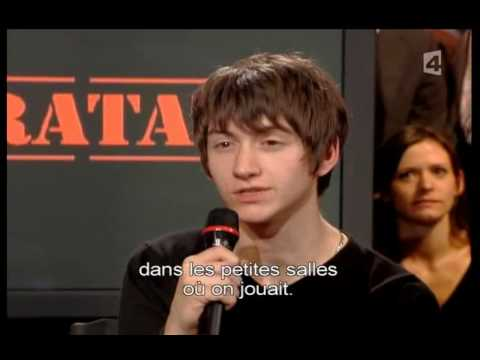 Arctic Monkeys - French TV Interview April 2007