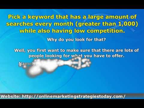 How to make money from you tube part two