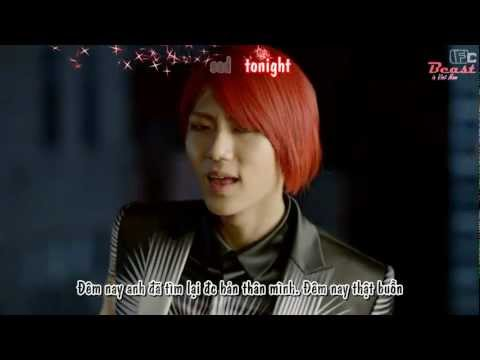 [vietsub] BEAST (비스트) - Midnight (별 헤는 밤) Cut MV @FC Beast in Vietnam