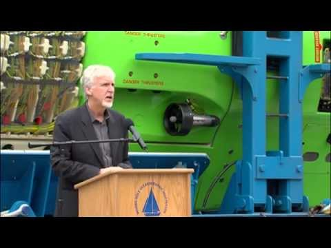 Q&A with James Cameron