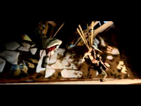 Panzer Dragoon Intro