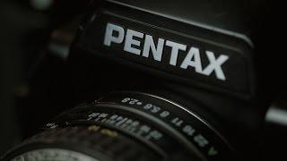 Pentax 645n Review