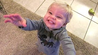 TODDLER CAN'T EVEN!! (12.18.14 - Day 692)