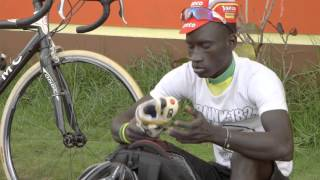 Cyclisme | Tour du Sénégal  2016 - Benyoucef toujours leader sur cette 4ème étape